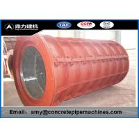 China Drainage DN Series Concrete Pipe Mold For Drain Channel Line Production on sale