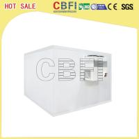 Buy cheap Easy Installation Cold Storage Units With Air Cooling Condenser 50mm - 200mm Thickness from wholesalers