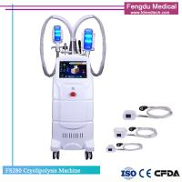 Buy cheap Newest Cryolipolysis Freeze Fat Liposuction Slimming Beauty Machine from wholesalers