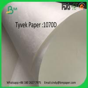 Buy cheap Waterproof 1443R 1473R 1057D 1073D 1070D 1025D 1056D Tyvek Paper Roll product