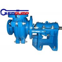 Buy cheap 75C-L slurry pump warman for Chemical Process / Heavy Minerals from wholesalers