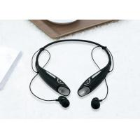 Buy cheap Mix Color Wireless Stereo Outdoor Bluetooth Headset Neckband With APP / MP3 Player from wholesalers