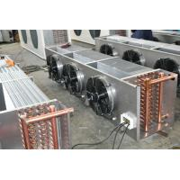Buy cheap copper coil heat exchanger cold room evaporator with factory price from wholesalers