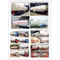 Buy cheap LPG Container LPG Tanker (CLW8101) from wholesalers