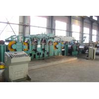 Buy cheap Dry Type Tension Leveling Line , Carbon Steel Tension Leveler Line 180 m/min product