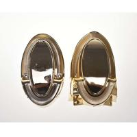 Buy cheap Gold Color Funeral Products , Coffin Christmas Ornaments Free Samples from wholesalers