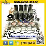 Buy cheap Yanmar 4D92E 4TNE92 overhual rebuil kit Piston+ring+cylinder liner+gasket kit head gasket+crankshaft bearing set+valve from wholesalers
