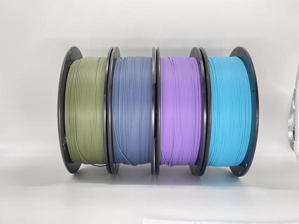 Quality Matte PLA Filament ,3D Printer filament for sale