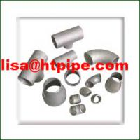 Buy cheap duplex stainless s31803 s32750 1.4539 pipe fittings from wholesalers