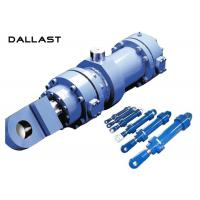 Buy cheap Welded Base Heavy Duty Hydraulic Cylinder Cement Production Lines Vertical Mill Cylinder from wholesalers