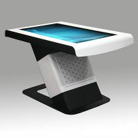Buy cheap Half Standing Multi Touch Screen Table High Definition Image Display For Teaching from wholesalers