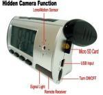Buy cheap Home Security Mini Alarm Clock DVR Spy Hidden Surveillance Camera Audio Video Recorder from wholesalers