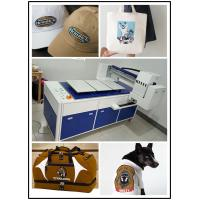 Buy cheap Dtg Printer Automatic T Shirt Printing Machine For Light / Dark Color Clothing from wholesalers