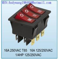 Buy cheap Rocker switch from wholesalers