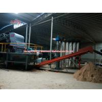 Buy cheap High Efficiency Sawdust Making Machine 50Hz Three Phase For Wood Crusher from wholesalers