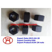 Buy cheap A194 2H nuts from wholesalers