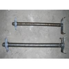 Buy cheap Adjustable Swivel Jack Base Plate Jack U Head Screw Jack For Ringlock Scaffoldin from wholesalers