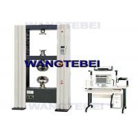 Ultimate Tensile Testing Machine , Apparatus Portable Tensile Testing Machine