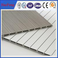 Buy cheap 6000 series aluminium louvre extrusion factory, roller shutter doors for furniture from wholesalers