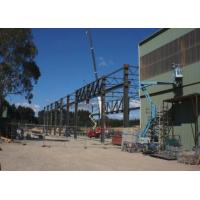 Buy cheap Steel truss girder high strength  loading steel structure contruction from wholesalers