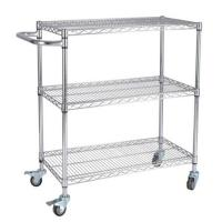 Buy cheap Industrial Smt Feeder Trolly Cart Clean Room Eletronic Antistatic Smt Reel Storage Cart from wholesalers