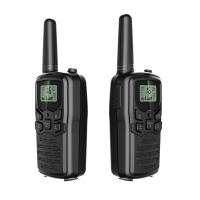 Buy cheap new model Handheld Long Range Wireless Walkie Talkie set Built In Flashlight For Camping from wholesalers