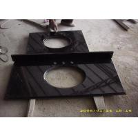 Buy cheap Home Depot Black Granite Slab Countertops Replacement For Home Decoration from wholesalers