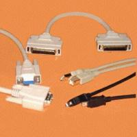 Buy cheap Single/Double Shielded SCSI Computer Cable Assemblies from wholesalers