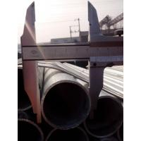 Buy cheap 48.3mm welded galvanized steel tubes from China Supplier from wholesalers