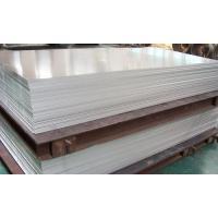 Buy cheap Durable 6061 T6 Aluminum Sheet , 2mm Aluminium Sheet Apply To Railway Carriage product