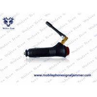 Buy cheap Mini Black GPS Tracker Blocker 0.35kg Ligt Weight GPS Satellite Isolator Jammer product