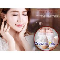 Buy cheap Purify Body Bamboo Vinegar Foot Patch Cleansing Paste Herbal Healthy for Beauty from wholesalers