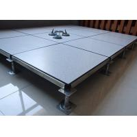 Buy cheap HPL Coated Steel Raised Access Floor FS440~FS2000 from wholesalers