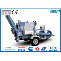 Buy cheap 18t Overhead  Tension Stringing Equipment Hydraulic Puller with Cummins Diesel Engine from wholesalers