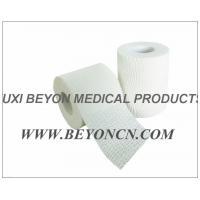Hand Finger Elastic Adhesive Bandage / Zinc Oxide Adhesive Cotton Adhesive Tape