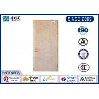 Buy cheap High Temperature Resistant FD30 Fire Door For High Grade Commercial Building from wholesalers
