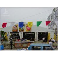 Buy cheap Beer Festival Activities Outdoor Event Tents For Rent , Commercial Tent Rental from wholesalers
