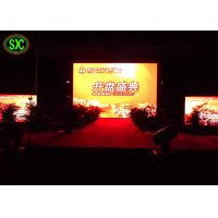 China HD P3.91 Indoor SMD LED Display For Back Stage Pantalla led 500 Serie on sale