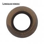 Brass / Bronze Aluminum Sand Casting Parts Custom Design For Machinery