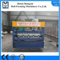 Buy cheap Electrical Motor Switch Roofing Panel Roll Forming Machine for Building from wholesalers