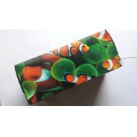 Buy cheap Custom Design Tissue 3D Lenticular Packaging Boxes with UV offset printing from wholesalers