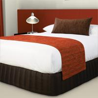 Buy cheap Luxury Hotel Decorative Bed Runner from wholesalers