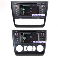 Buy cheap 6.2 Car Stereo BMW Sat Nav DVD for BMW 1 Series E81 E82 Autoradio GPS Navigation Headunit from wholesalers