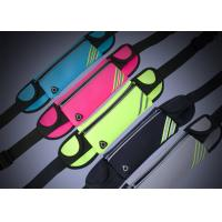 Buy cheap Multi Color Cycling Gym Sport Waist Belt Bag With Water Bottle Holder product