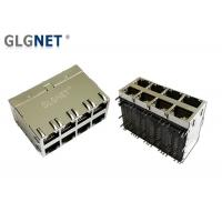 Buy cheap Industrial Switche Magjack Rj45 With Integrated Magnetics 10G Base T product