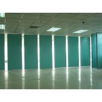 Buy cheap Factory movable partition walls aluminium profile MDF panel portable partitionfor restaurant from wholesalers