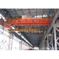 Buy cheap Smooth Operation Electromagnetic Overhead Crane Lifting Heavy Objects from wholesalers