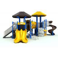 Kaiqi Nature Series Outdoor Kids Playground Yellow Black Medium Size Customisation