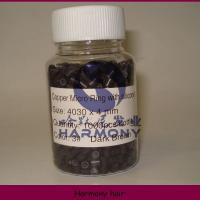 Buy cheap Harmony STOCK hair extension micro ring wholesale from wholesalers