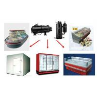 Buy cheap R22,R404a Refrigeration Compressor for Freezer , Supermarket cabinet / display showcase from wholesalers
